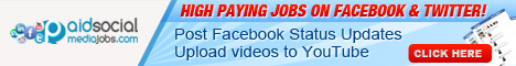 make money with twitter and facebook