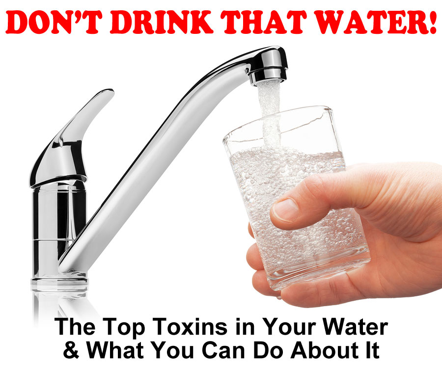 tap water poison