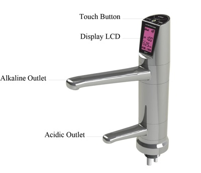 ionic water faucet